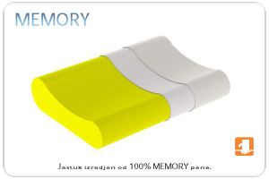 MEMORY-jastuk
