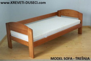 Model sofa tresnja